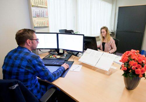 Administratief Medewerker HRM (fulltime/minimaal 36 Uur). Voor De Periode Van Tenminste Een Jaar.