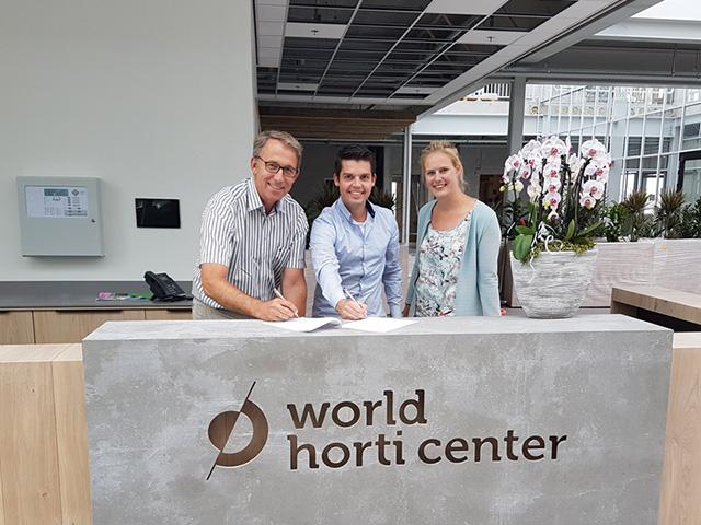 Beekenkamp Participant Bij World Horti Center