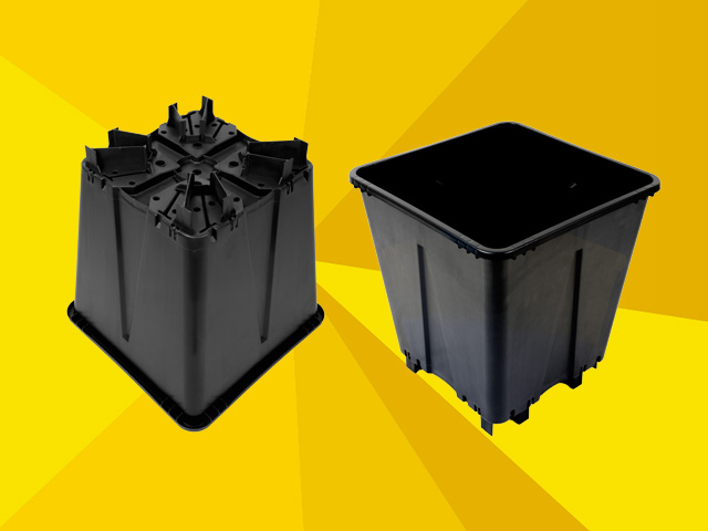 Beekenkamp Adds New 16-litre Square Pot To Its Berry And Blackberry Cultivation Pot Series
