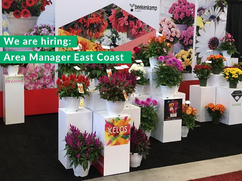 Area Manager – East Coast