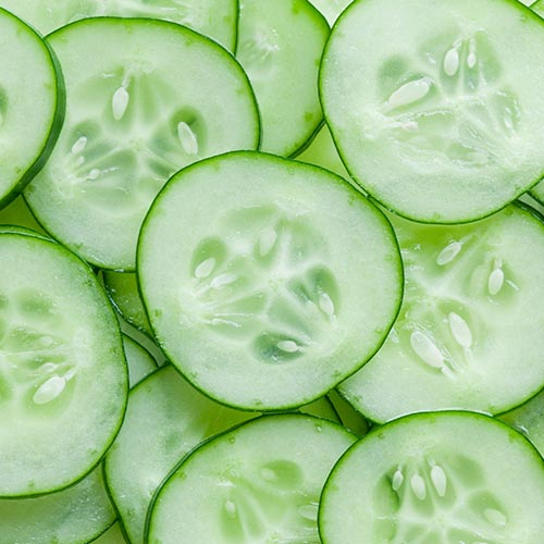 Cucumbers & Courgettes