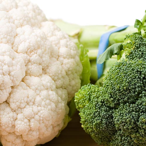 Bloemkool & Broccoli
