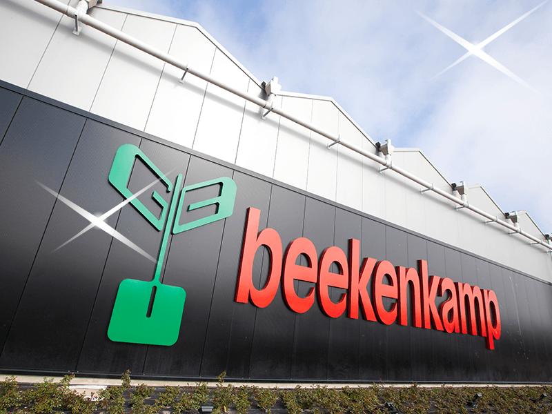 La Construction De Nouvelle Serre De Beekenkamp Commence à Prendre Forme