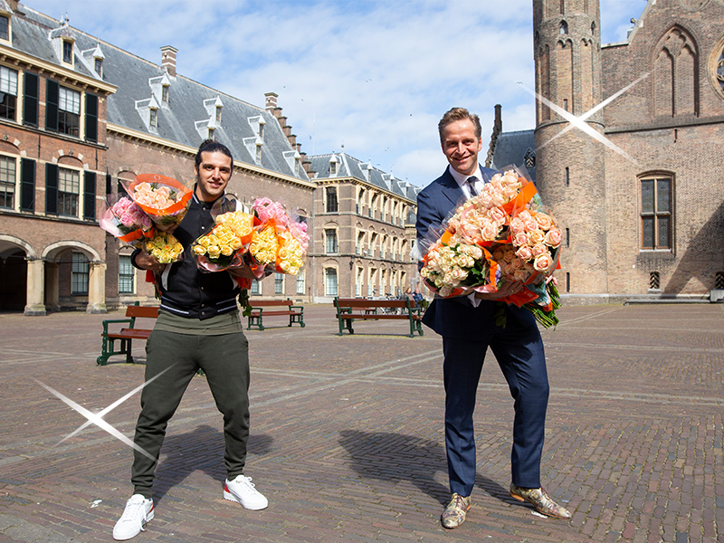 Floricultural Sector Initiates Heartwarming Campaign Against Loneliness