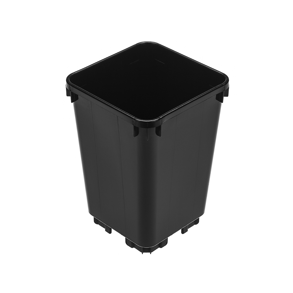 2.4 Litre Square Pot Lightweight