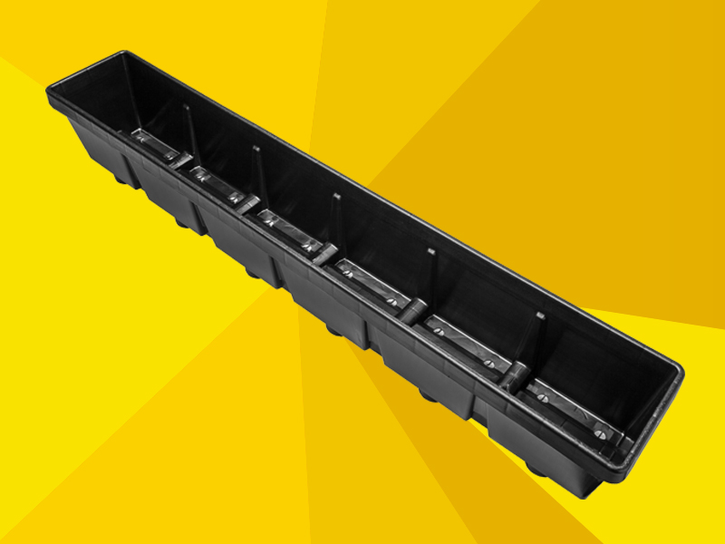 Nuevo: Caja Para Cultivo En Substrato De Fresas 15 Litros, Negro (1 Metro), Tipo