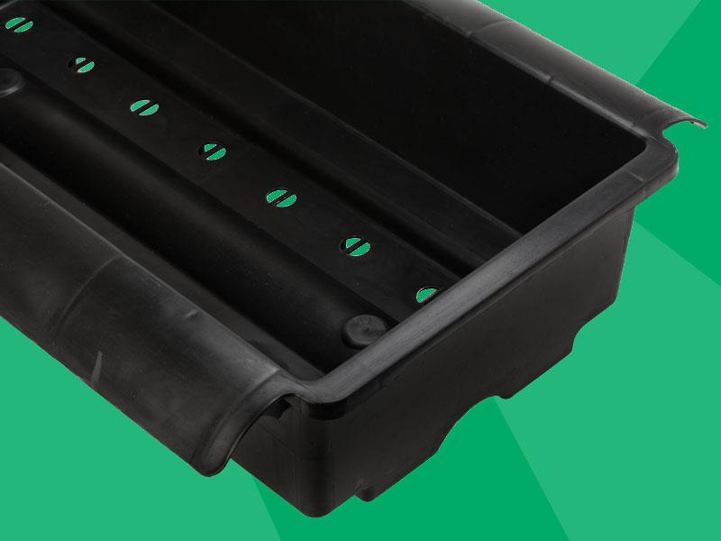 Plus De Flexibilité Avec Le Nouveau Bac à Substrat Fragola De 1 Mètre