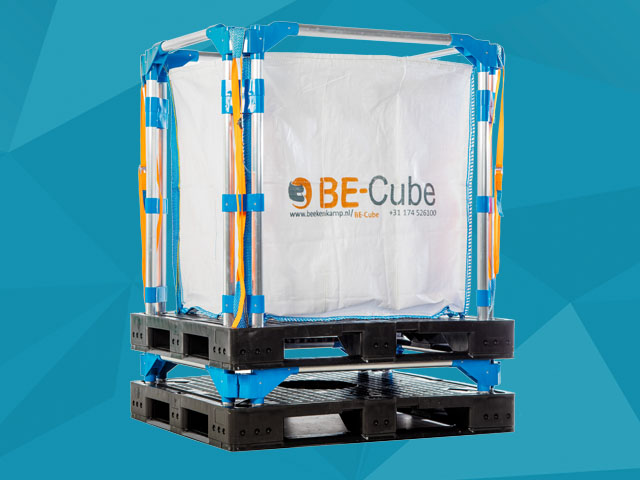 BE-Cube palletbox Beekenkamp