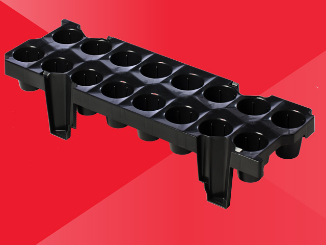 Our New +Tray 16 With Long Legs Offers Strawberry Growers The Ideal Plant Height