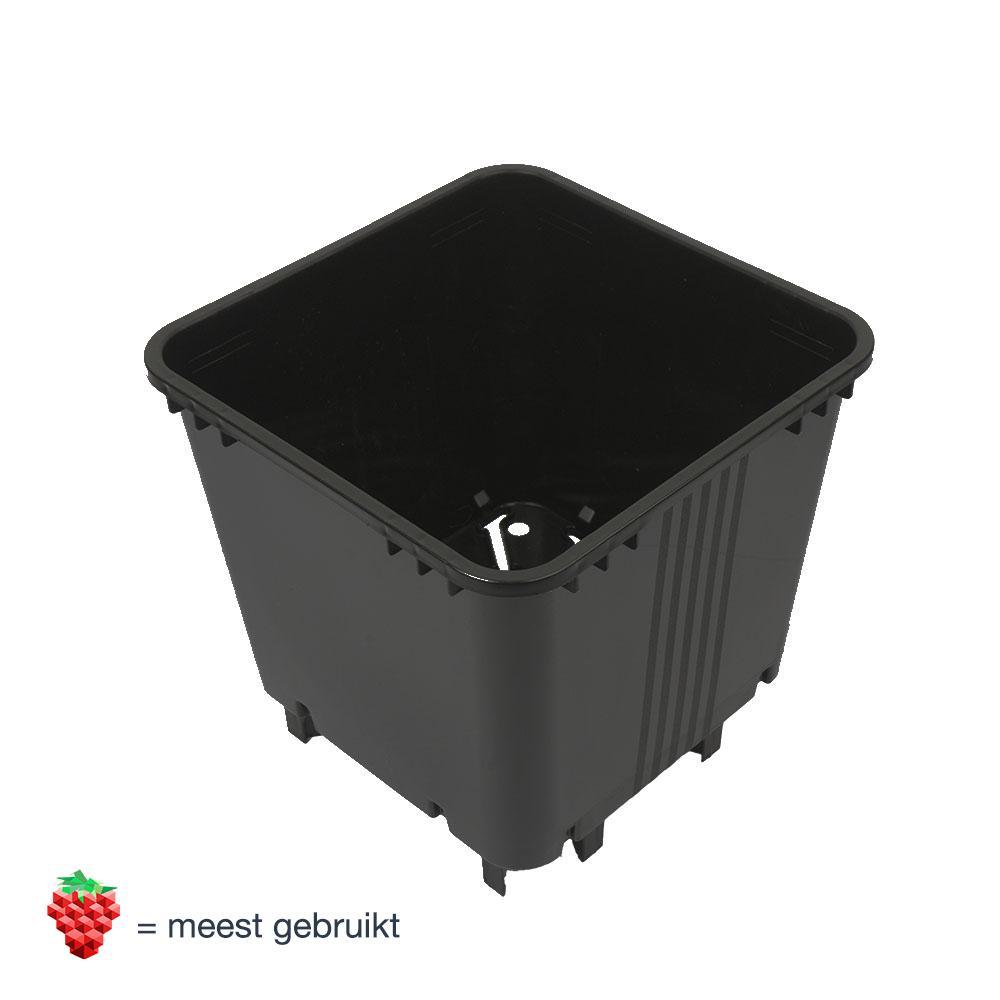 4,7 Liter Pot Lichtgewicht Nestbaar Hoge Poot